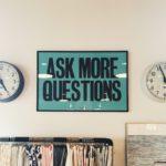 Waarderend onderzoek is vragen stellen