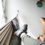 Blog over rust in je hoofd uitrusten in hangmat
