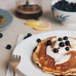 gezond ontbijt banenenpannenkoek